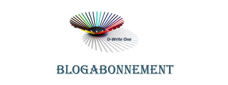 Blogabonnement