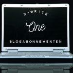Door een tekstschrijver blogs laten schrijven. Goed idee?
