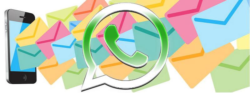 WhatsApp berichten terughalen