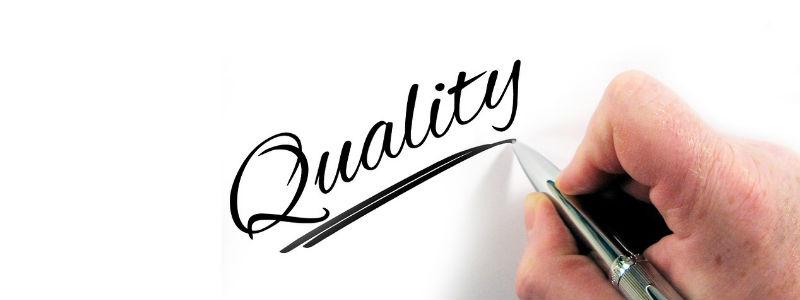 kwaliteit en kwantiteit